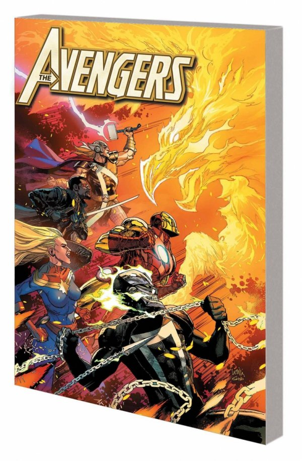 AVENGERS BY JASON AARON TP VOL 08 ENTER PHOENIX