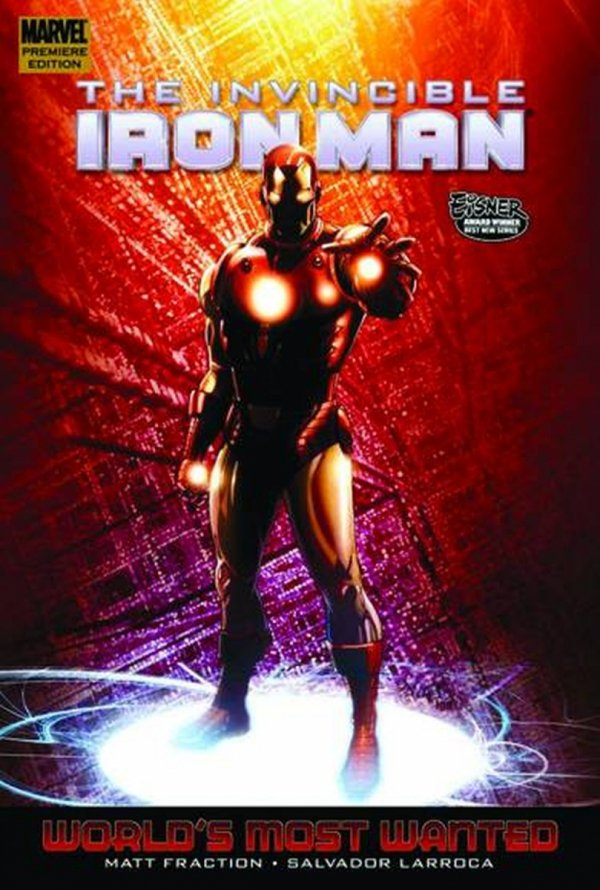 INVINCIBLE IRON MAN VOL 03 WORLDS MOST WANTED PART 2 HC *