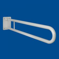 Uchwyt Uchylny dla Niepełnosprawnych 30 cm biały fi25