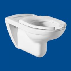 WC miska wisząca dla osób niepełnosprawnych