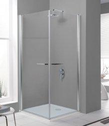 Kabina prysznicowa dla osób niepełnosprawnych narożna kwadratowa 90x90 cm