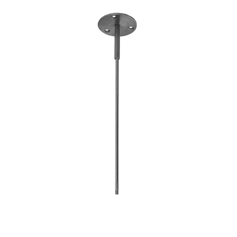 Podwieszenie drążka regulowane 15cm-75cm stal nierdzewna fi25