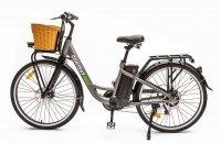 Rower elektryczny CB 26 ALU