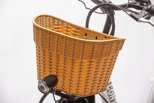 Rower Elektryczny CB26 ALU 3 moce manetka Lit Jon