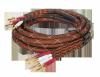 Kabel głośnikowy 3.0m Kruger&Matz (wtyki banan)