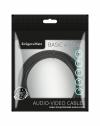 Kabel jack 3.5 wtyk stereo - 2RCA 1.8m Kruger&Matz Basic