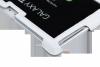 Etui białe dedykowane do Samsung Galaxy Tab P5100 (skóra naturalna)