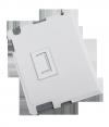 Etui dedykowane do Apple iPad 2  białe