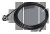 Kabel do anteny samochodowej CB do stopki DV 3,6m