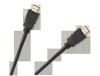 Kabel HDMI - HDMI 2.0V  1.2m Cabletech Eco-Line