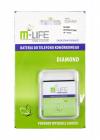 Bateria M-Life EB555157VA do Samsung Galaxy S2 INFUSE i997