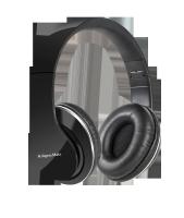 Słuchawki przewodowe nauszne Kruger&Matz model Street , kolor czarny