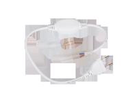 Kabel zasilający  z prostownikiem  do sznura  LED0146, LED0147