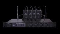 Mikrofon LS-8888 Azusa 4 nagłowne
