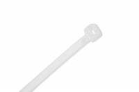 Opaska zaciskowa nylonowa wielokrotnego użytku 20cm.