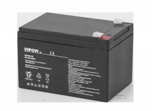 Akumulator żelowy VIPOW 12V 14Ah