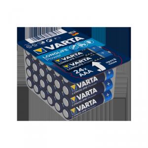 Bateria alkaliczna VARTA LR03 HIGH ENERGY Longlife Power 24szt./box