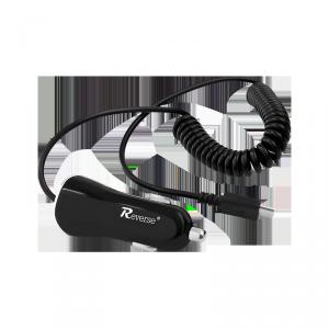 Ładowarka samochodowa z kablem typu C 2100 mA