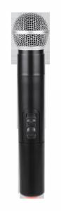 Mikrofon bezprzewodowy - częstotliwość 261.8MHz