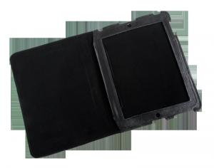 Etui dedykowane do Apple iPad 3 skóra czarne