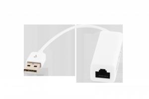 Adapter karta sieciowa USB 2.0 RJ45 LAN 10/100 Mb