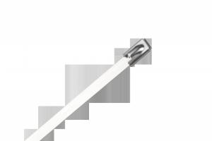 Opaska zaciskowa stalowa 25cm. x 4.6mm