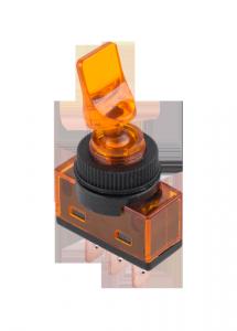 Złącze przełącznik ASW-14D żółty