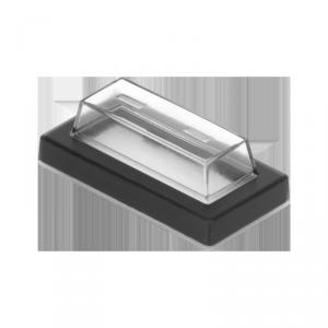 Osłona przełącznika kołyskowego prostąktnego wąskiego