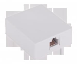 Gniazdo telefoniczne 8P8C