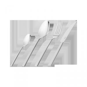 Zestaw sztućców stołowych 24 elementy