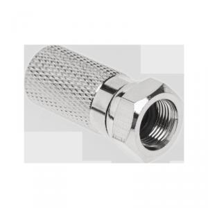 Wtyk SAT F 9,7mm CU na kabl RG11