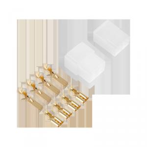 Obudowa konektorów 4kr wtyg+gniazdo