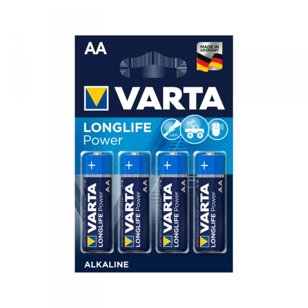 Bateria alkaliczna VARTA LR06 HIGH ENERGY 4szt./bl.