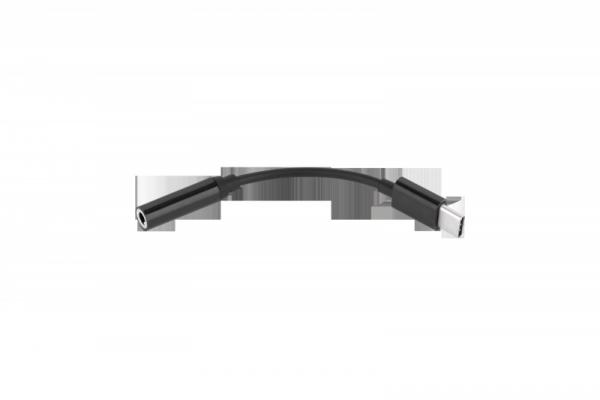 Kabel adapter usb typu C - gniazdo jack 3,5