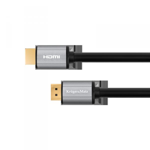 Kabel HDMI-HDMI 10m Kruger&Matz Basic