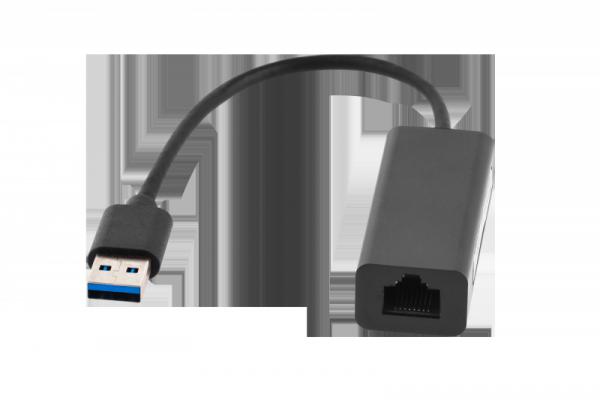 Adapter karta sieciowa USB 3.0 RJ45 LAN gigabit 10/100/1000 Mb