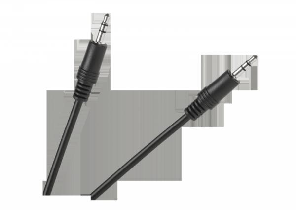Kabel JACK 3,5 wtyk-wtyk1,8m