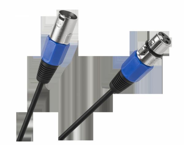 Kabel mikrofonowy gniazdo CANON-wtyk CANON 10m