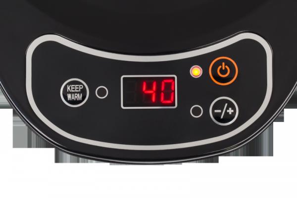 Czajnik bezprzewodowy z regulacją temperatury