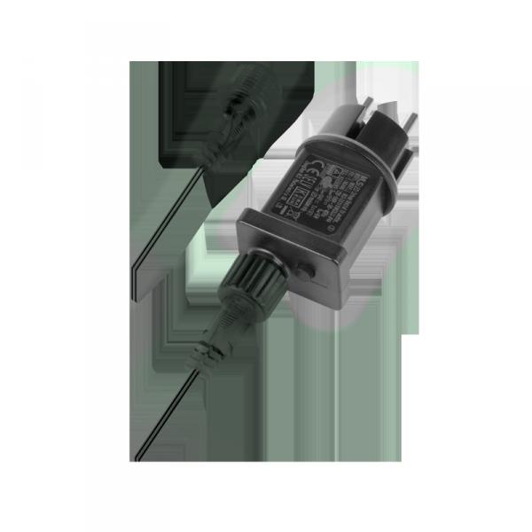 Lampki choinkowe Led Rebel zewnętrzne 10m, ciepłe białe, ze zmianą trybu świecenia