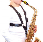 Szelki do saksofonu BG S42SH dziecięce