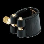 Ligaturka do saksofonu altowego Vandoren Leather