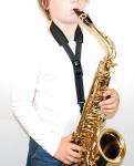 Pasek do saksofonu sopranowego i altowego BG S15SH extra small