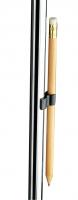 Uchwyt na ołówek K&M 16096 średnica rurek 24-26mm