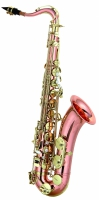 Saksofon tenorowy LC Saxophone T-603CL clear lacquer