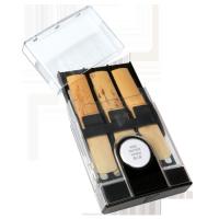 Pudełko na stroiki do klarnetu basowego Vandoren Hygro-case HRC20