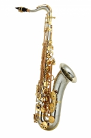 Saksofon tenorowy LC Saxophone T-604CL clear lacquer