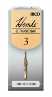 Stroiki do saksofonu sopranowego Rico Hemke