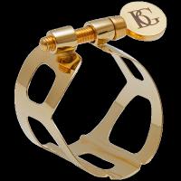 Ligaturka do saksofonu tenorowego BG Tradition L40 lakierowana