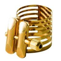 Ligaturka do klarnetu basowego Rovner Platinum Gold